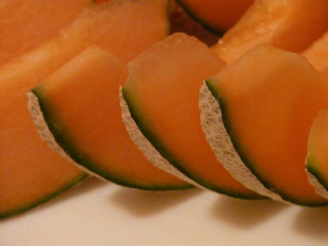il melone e il mare