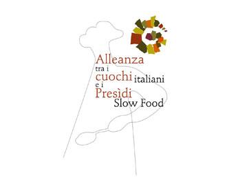 Logo Alleanza Cuochi e Presidi Slow Food